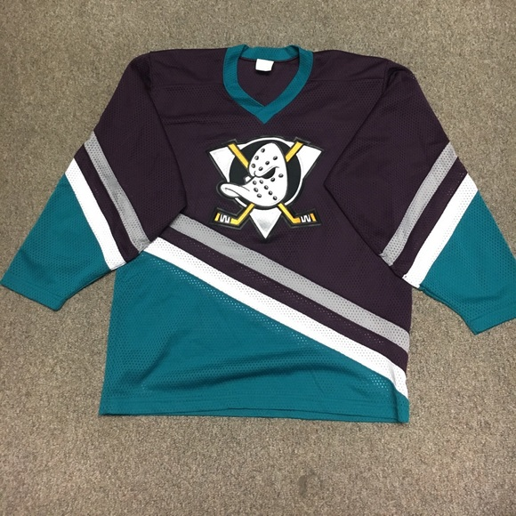 CCM Other - Vintage Anaheim Mighty Duck Jersey (NHL) 7465034d4
